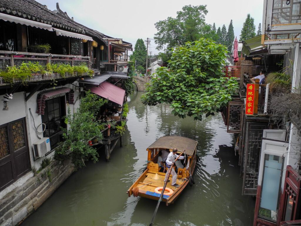 Wasserdorf Zhujiajiao Shanghai