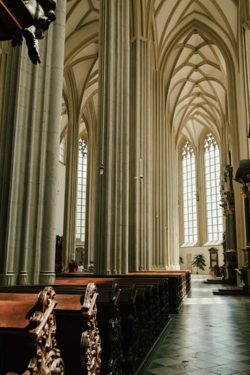 St. Jakob Kathedrale Brno Tschechien