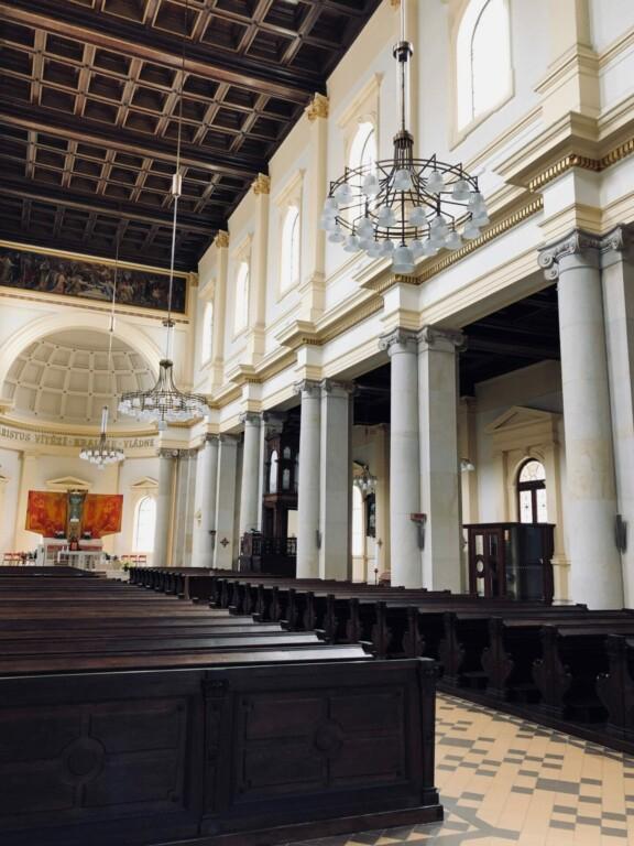 Kathedrale zum Göttlichen Erlöser Ostrava Tschechien