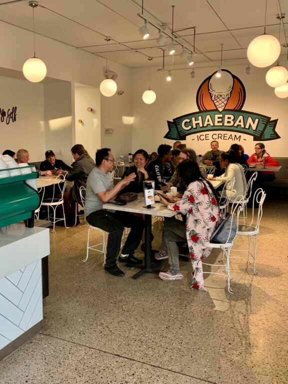 Chabean Ice Cream Winnipeg Manitoba Kanada
