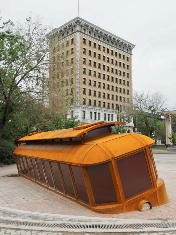 Winnipeg Strike Manitoba Kanada