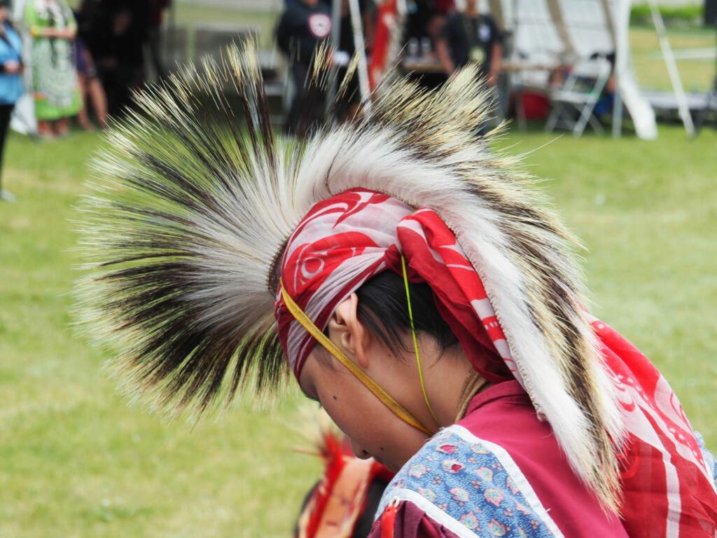 Powwow The Forks Winnipeg Kanada