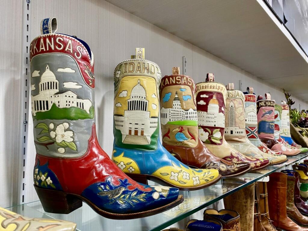 Luccheese Boot Factory El Paso Texas