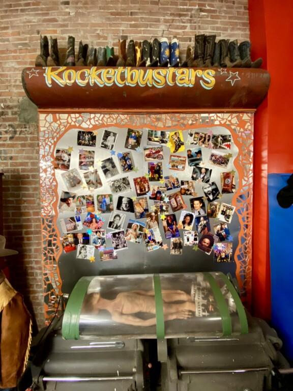 Rocketbuster Boots El Paso Texas