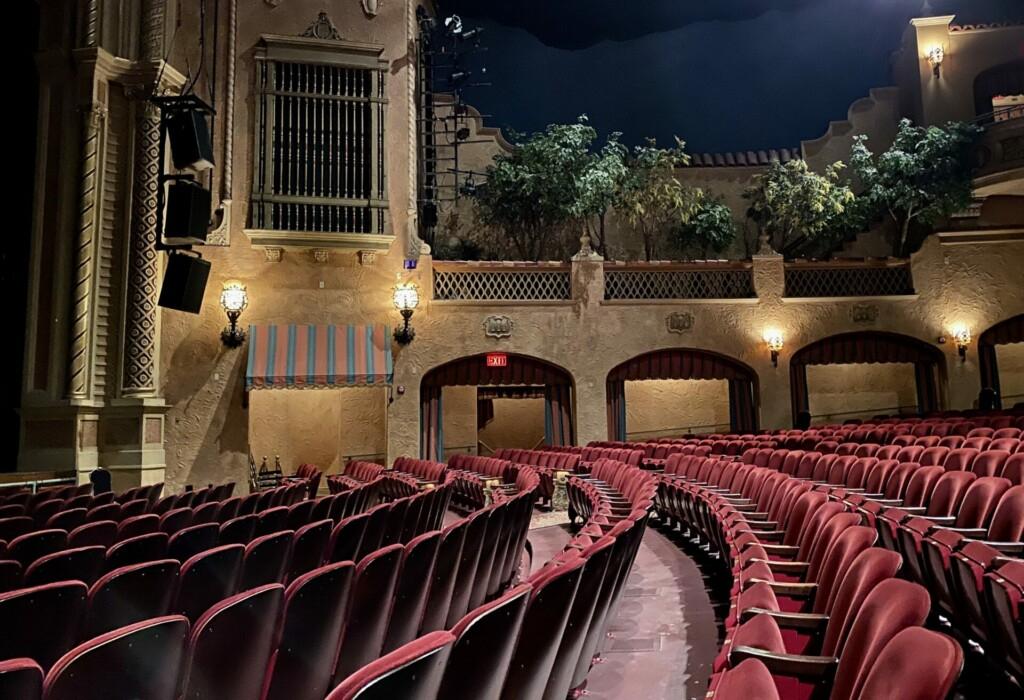Plaza Theatre El Paso Texas