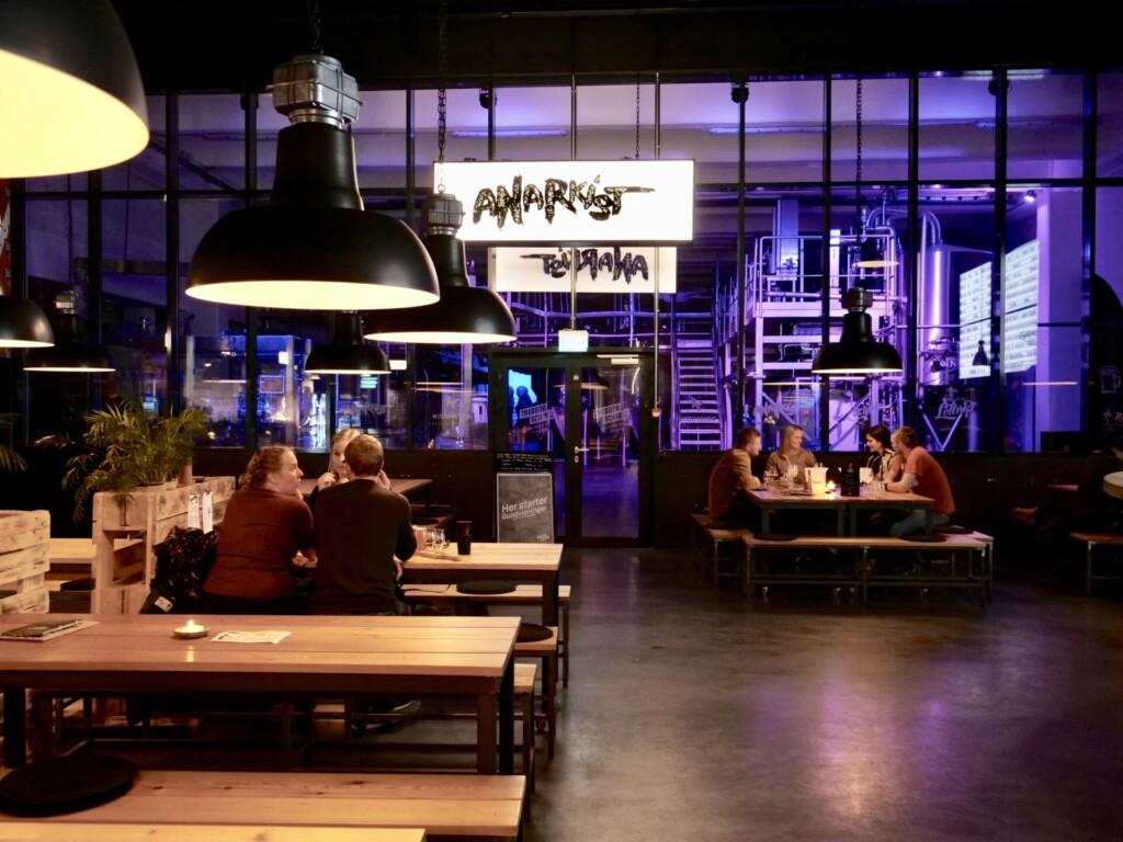 Anarkist Beer Food Lab Odense Denmark