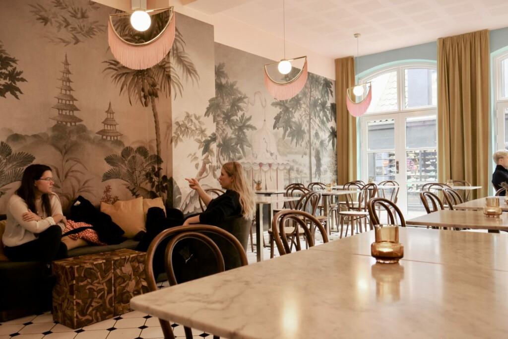 Nouvelle Cafe Odense Denmark