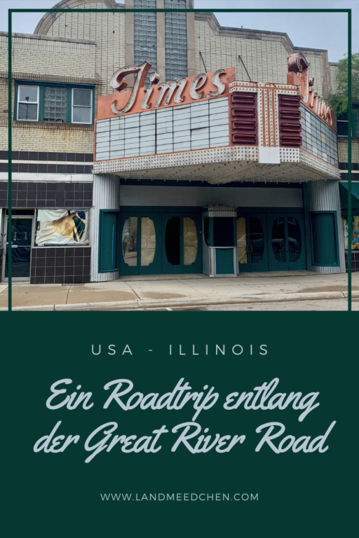Roadtrip Great River Road Illinois USA Pinterest
