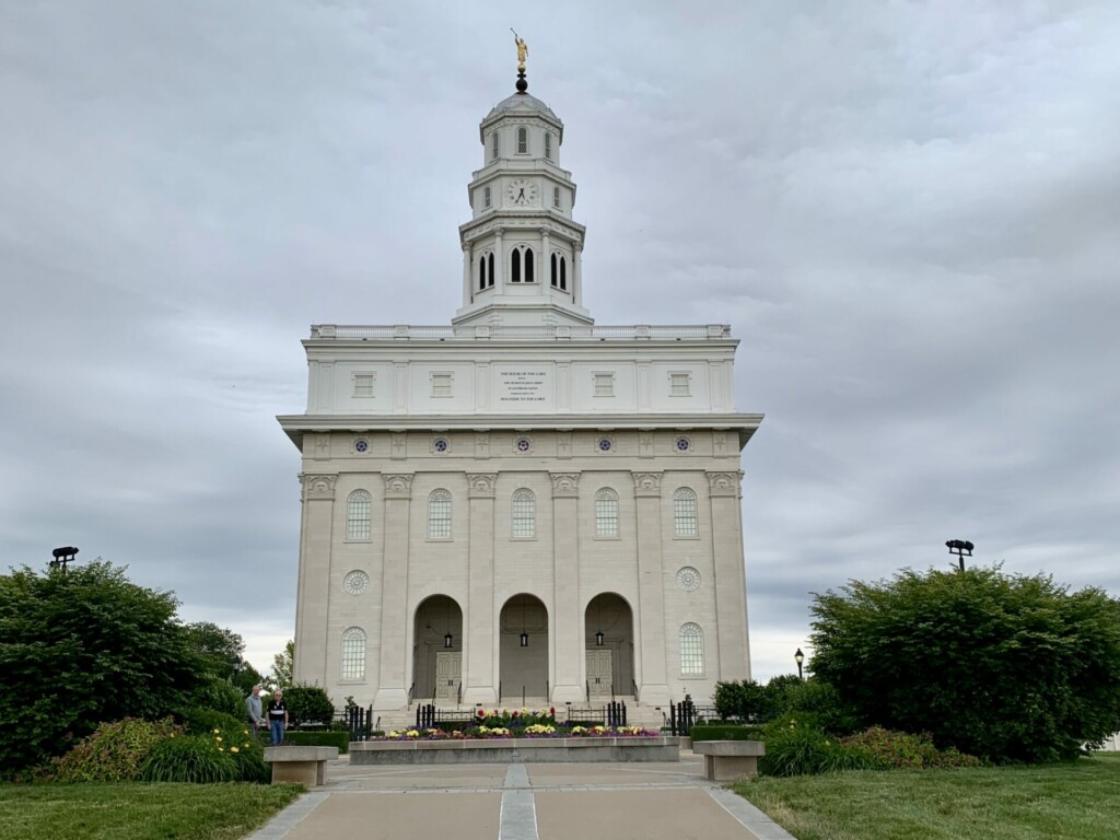 Mormonen Tempel Nauvoo Illinois USA