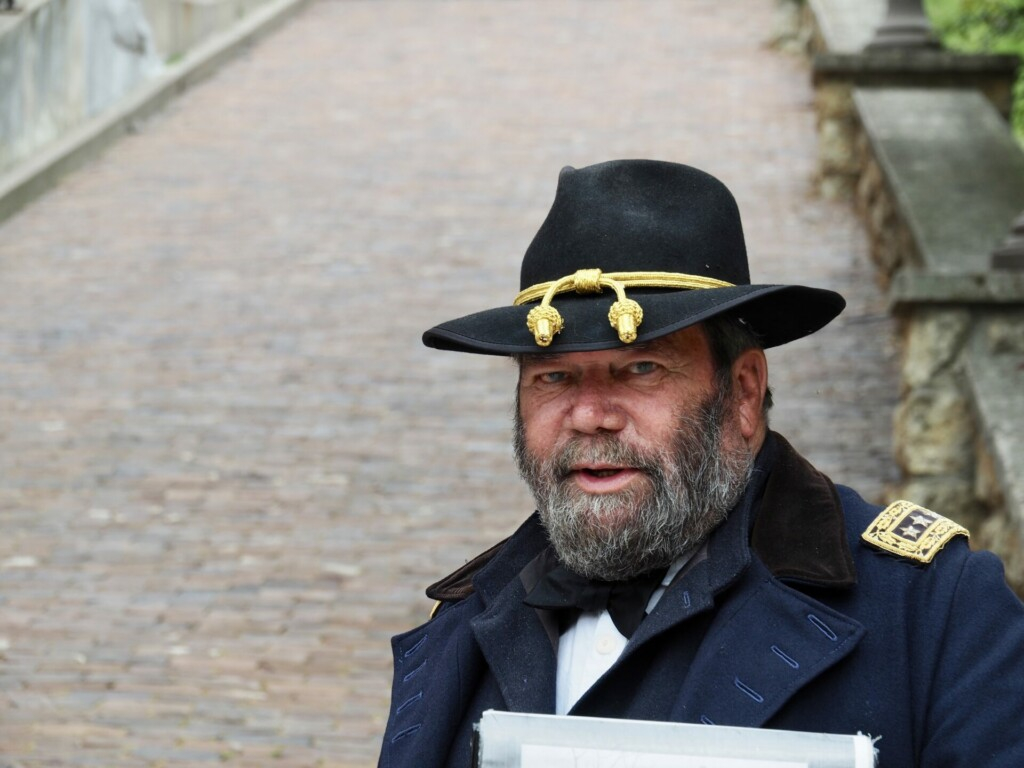 Ulysses S Grant Walking Tour Galena Illinois USA