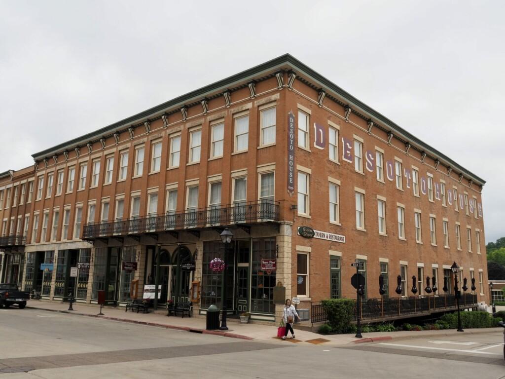 DeSoto Hotel Galena Illinois USA