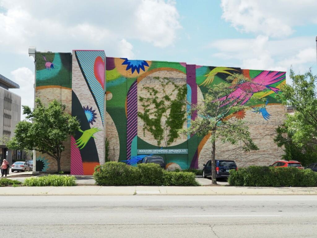 CRE8IV State Street Rockford Illinois USA