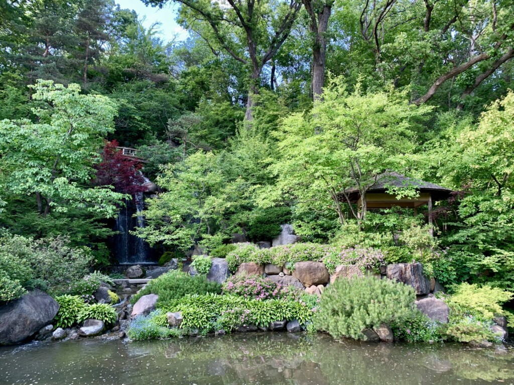 Anderson Japanese Gardens Rockford Illinois USA
