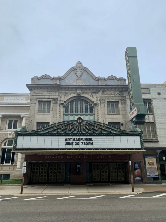 Coronado Theater Rockford Illinois USA