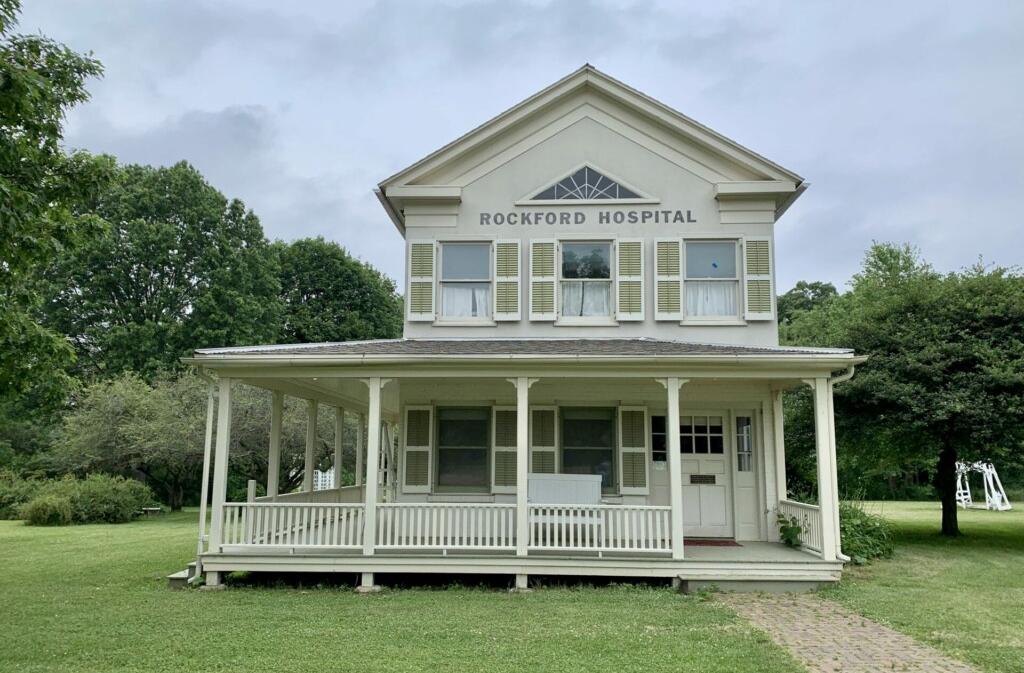 Midway Village Museum Rockford Illinois USA