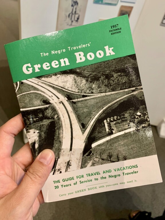 Green Book Midway Village Museum Rockford Illinois USA