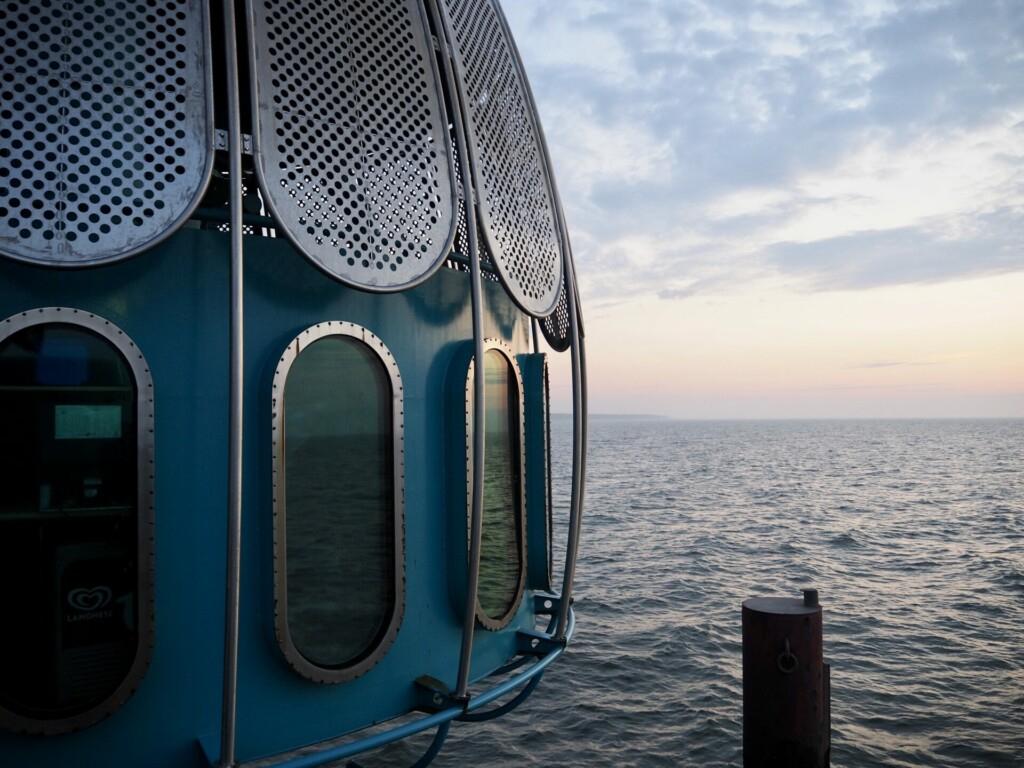 Tauchgondel Zingst Ostsee