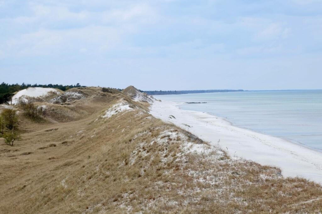 Hohe Düne Darß Ostsee