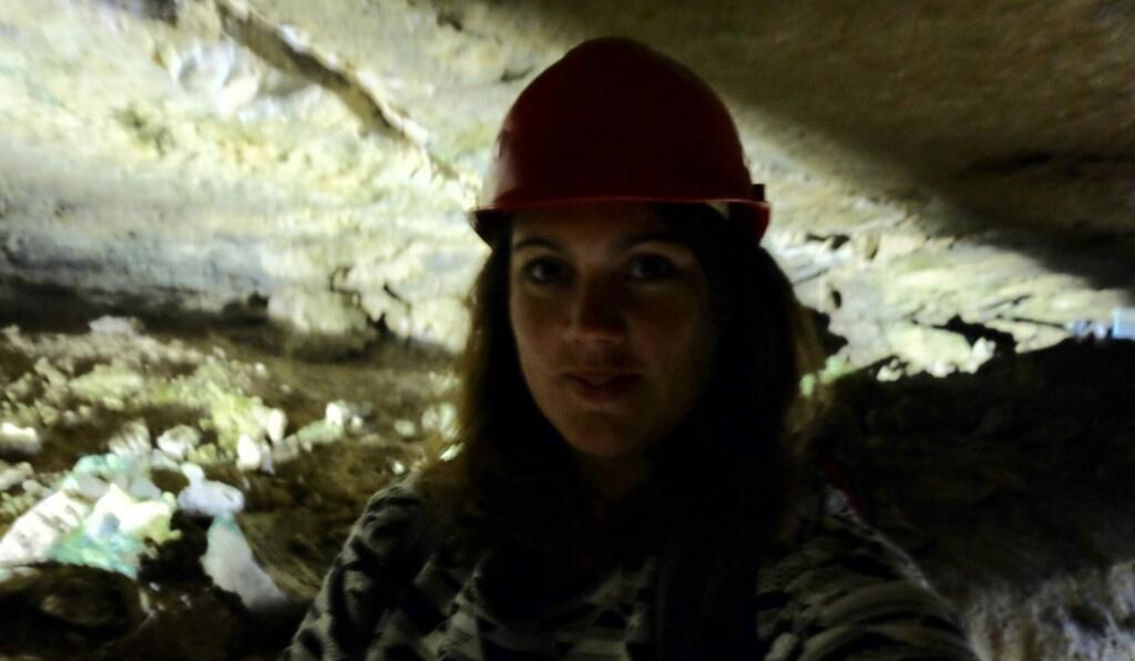 Evelyn Schillat Höhle Weserbergland