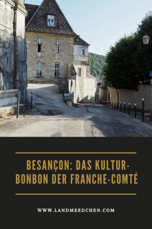 Besancon Kultur Bonbon der Franche Comte Pinterest