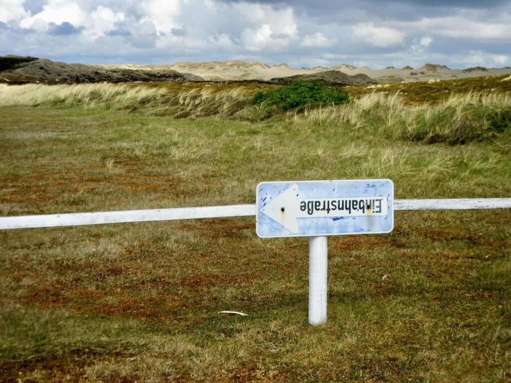 Dünen Sylt Nordsee