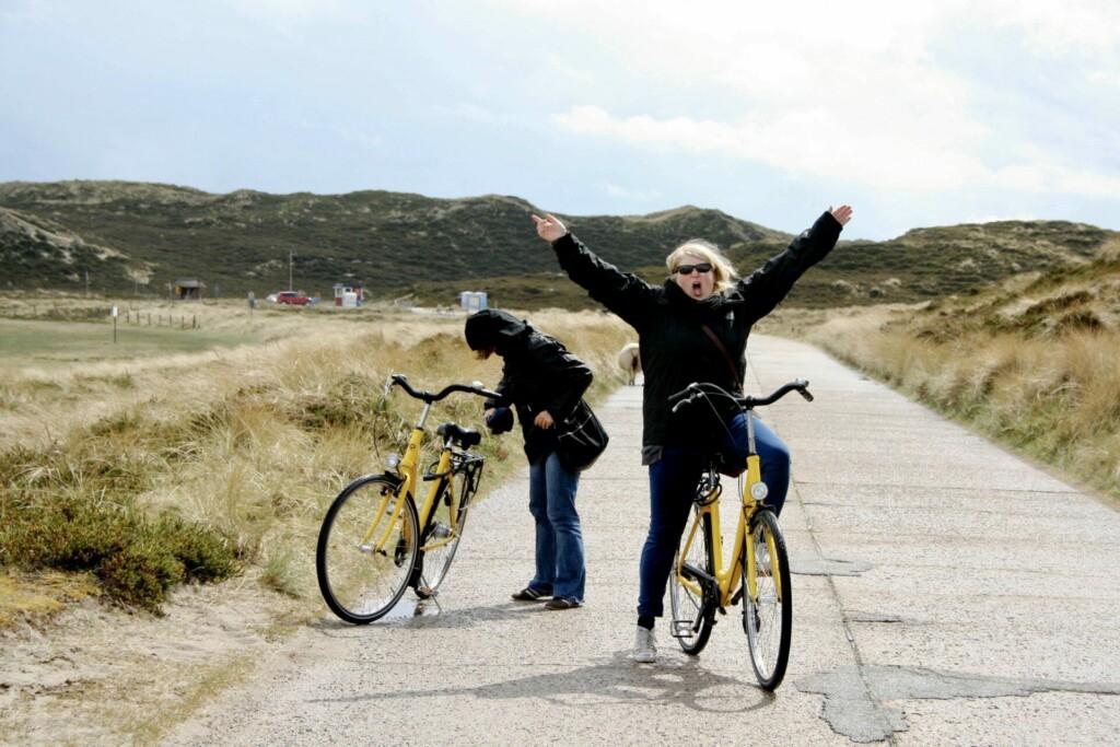 Radfahren Sylt