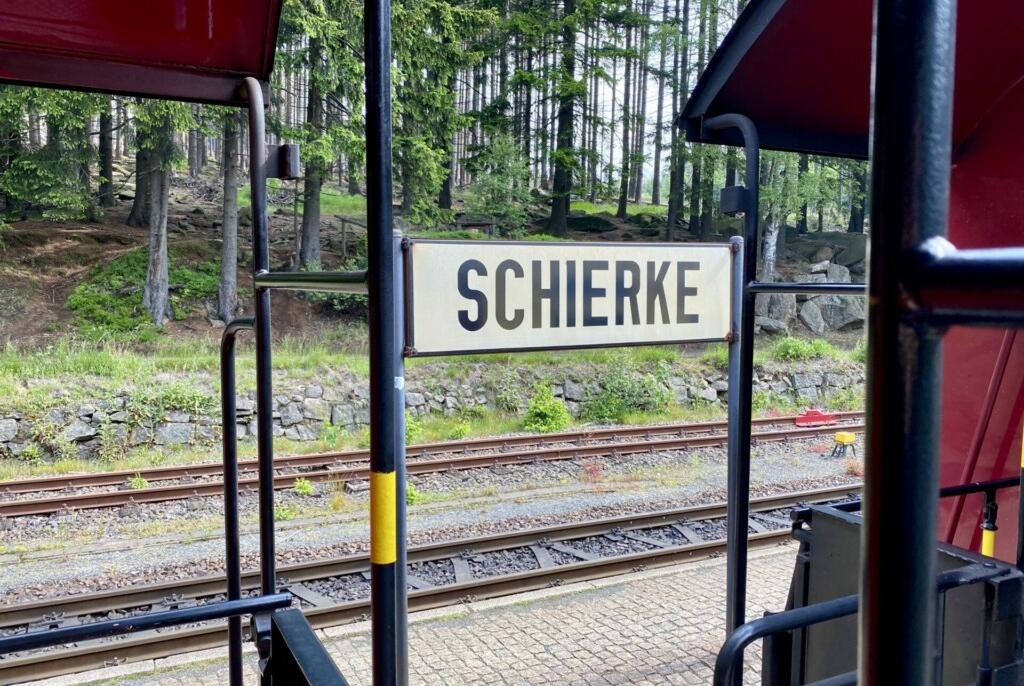 Bahnhof Schierke Harz