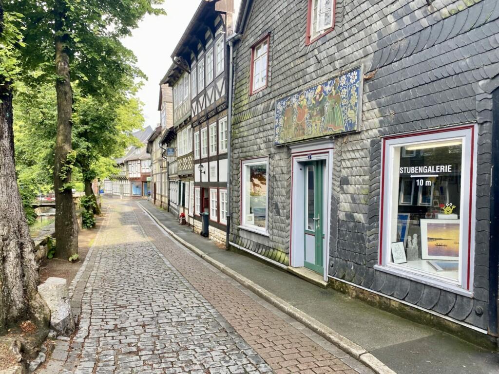 Malermeister Turm Goslar