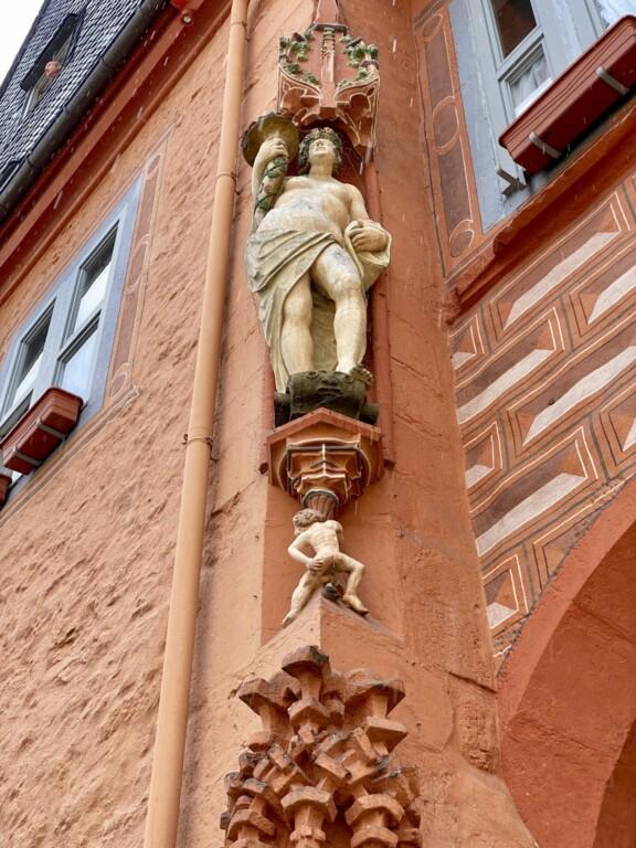 Dukatenscheisser Marktplatz Goslar Harz