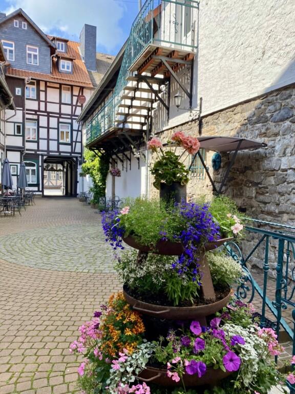 Hotel am Anger Wernigerode Harz