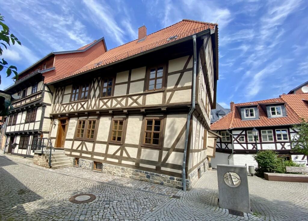 Schiefes Haus Wernigerode Harz