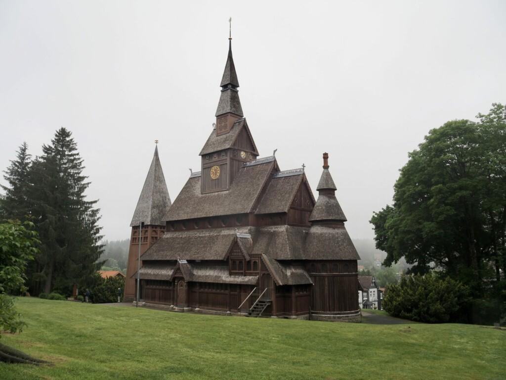 Stabkirche Hahnenklee Harz
