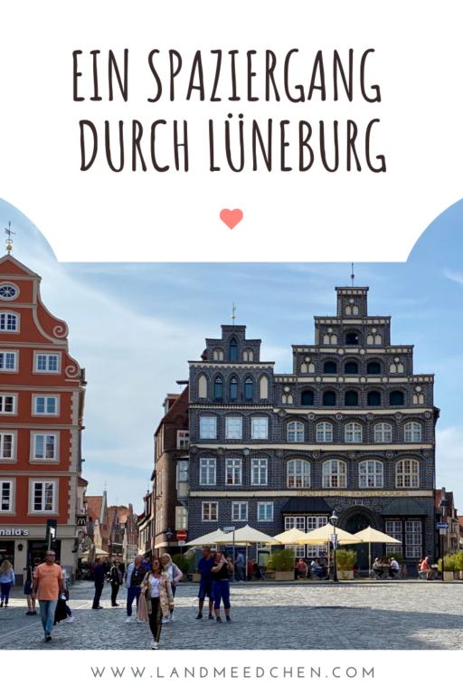 Ein Spaziergang durch Lüneburg Pinterest
