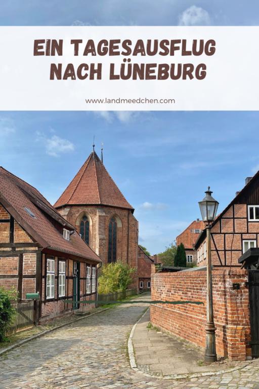 Ein Tagesausflug nach Lüneburg Pinterest
