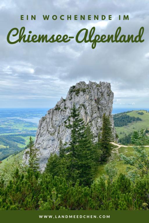 Ein Wochenende im Chiemsee-Alpenland Pinterest