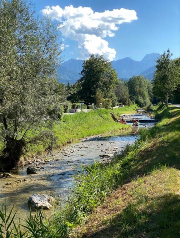 Jenbachparadies Chiemsee Alpenland