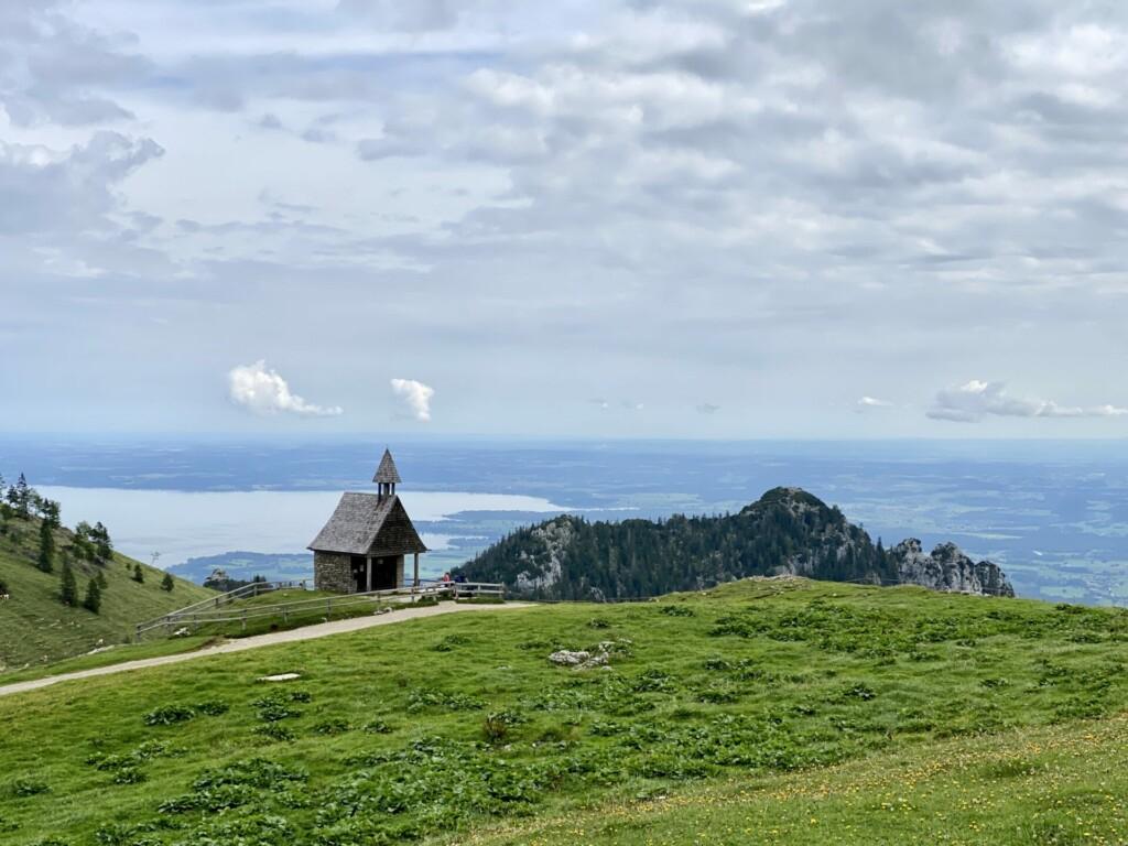 Kampenwand Chiemsee Alpenland