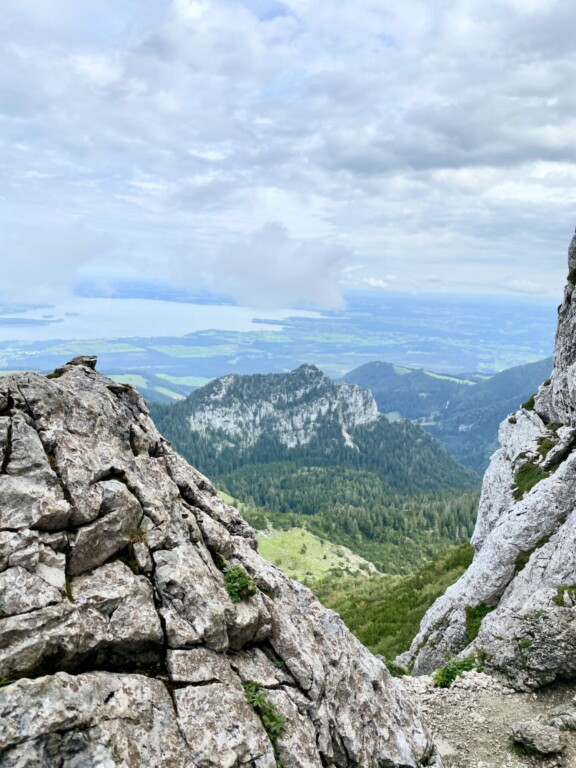 Kampenwand Gipfeltour Chiemgau Bayern
