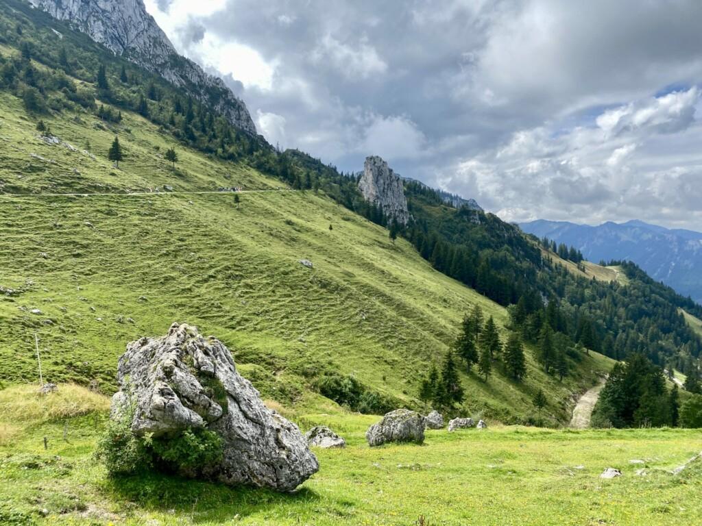 Panoramaweg Kampenwand Bayern