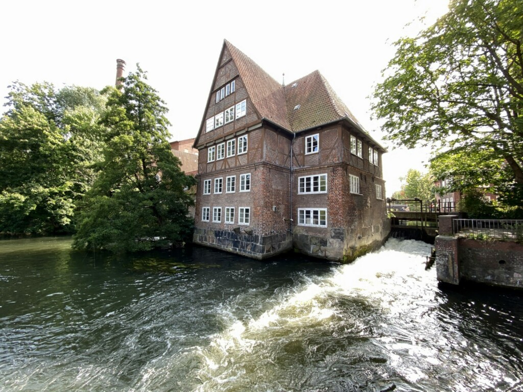 Wasserschleuse Lüneburg