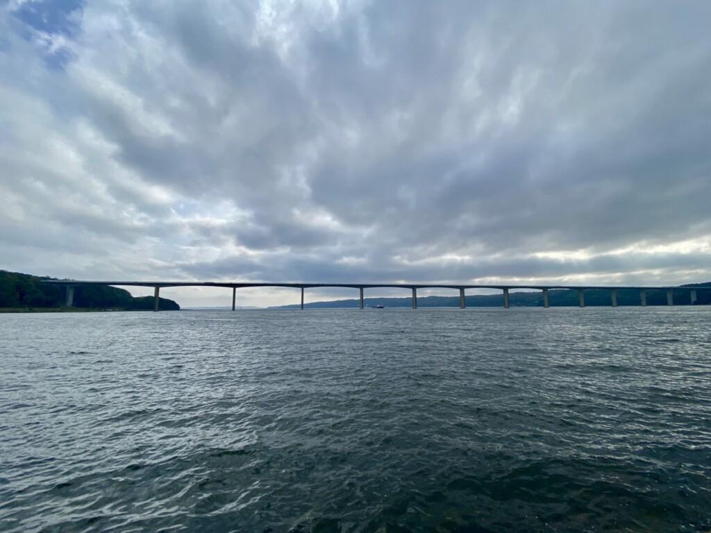 Vejlefjord Brücke