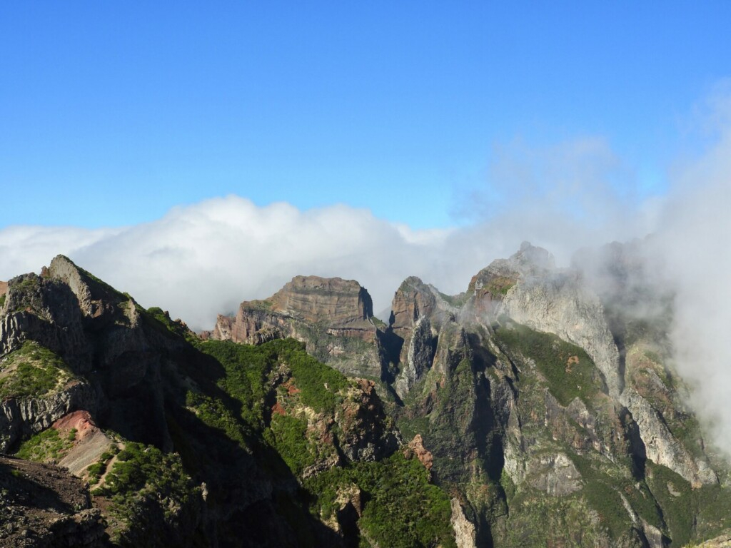 Madeira Gebirge