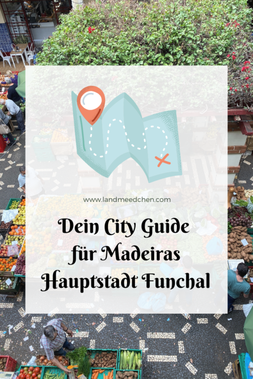 City Guide Funchal Pinterest