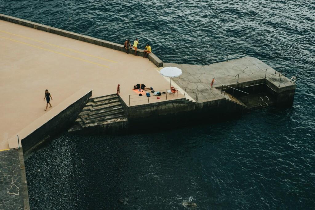 Hafen Funchal
