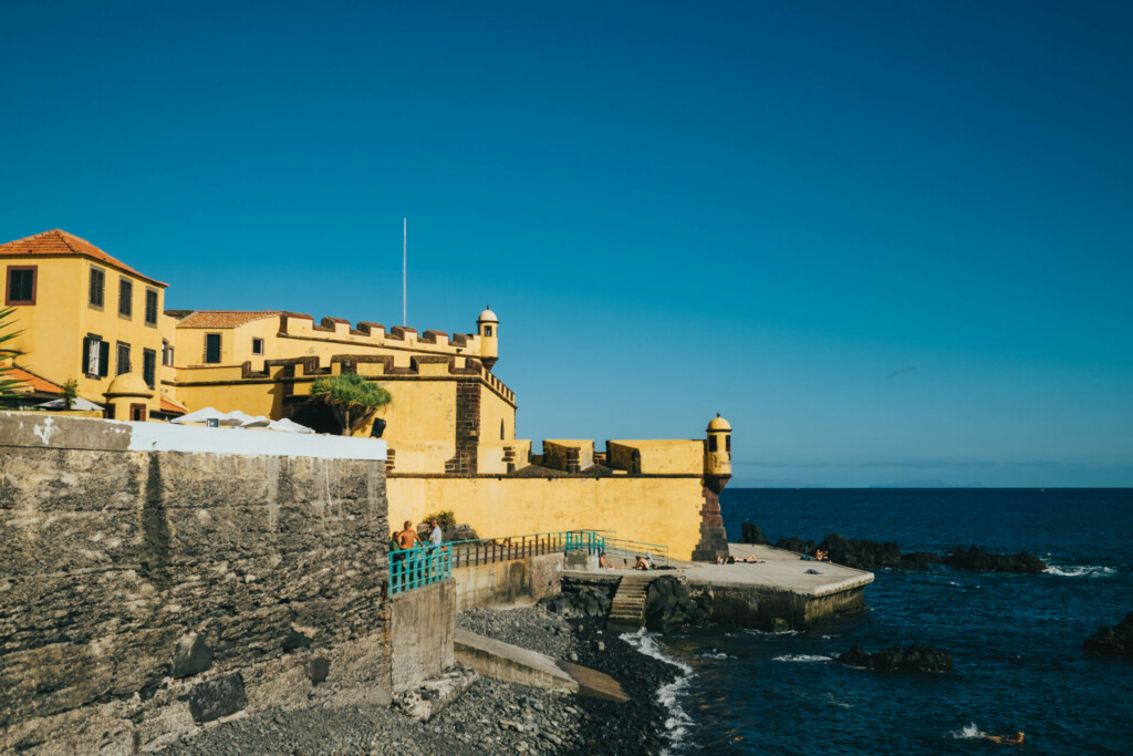 Fortaleza de São Tiago Funchal