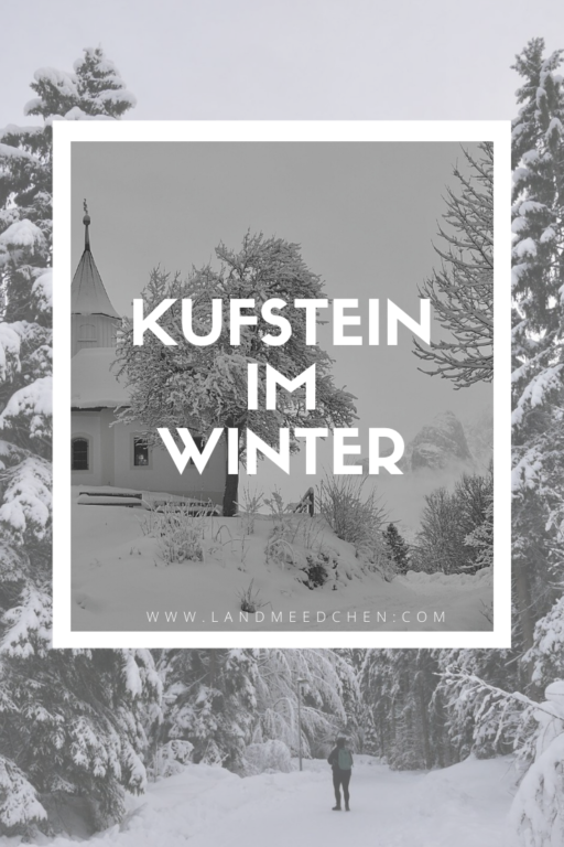 Kufstein im Winter Pinterest