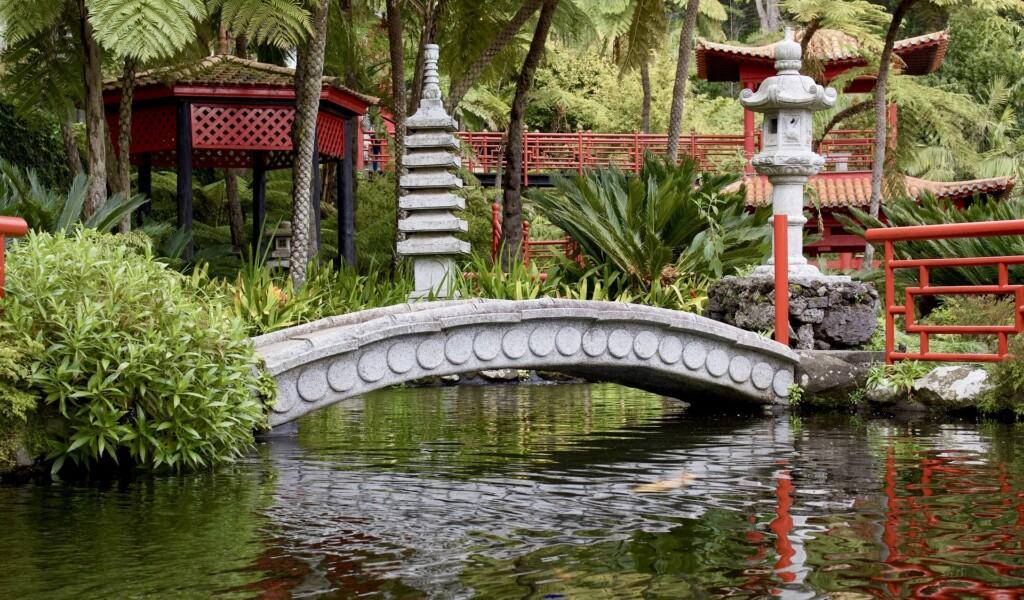 Tropical Garden Monte Funchal