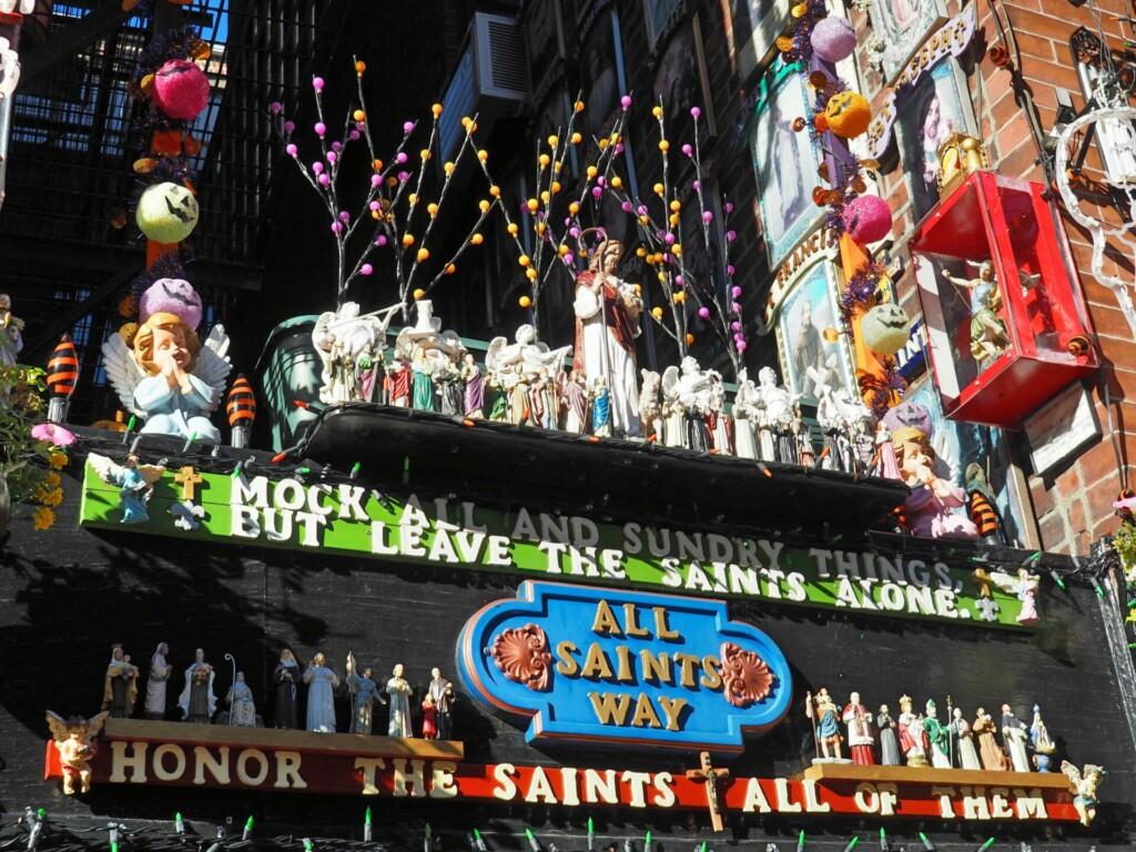 All Saints Way Boston