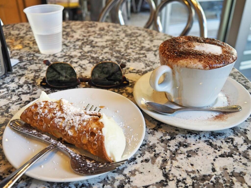 Cafe Vittoria Boston North End