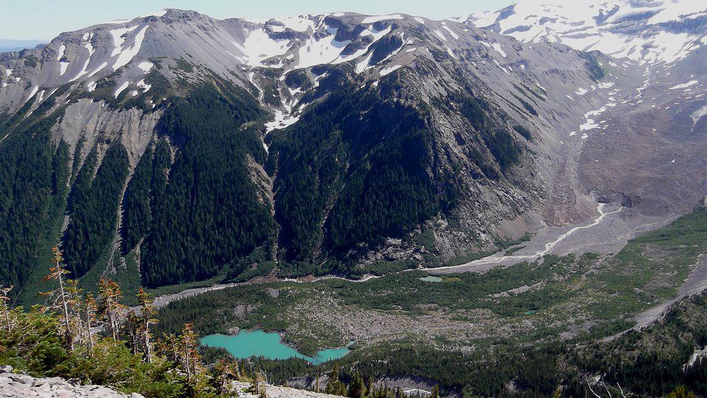Emmons Glacier Overlook
